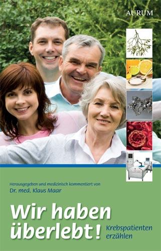 Buch Krebstherapie