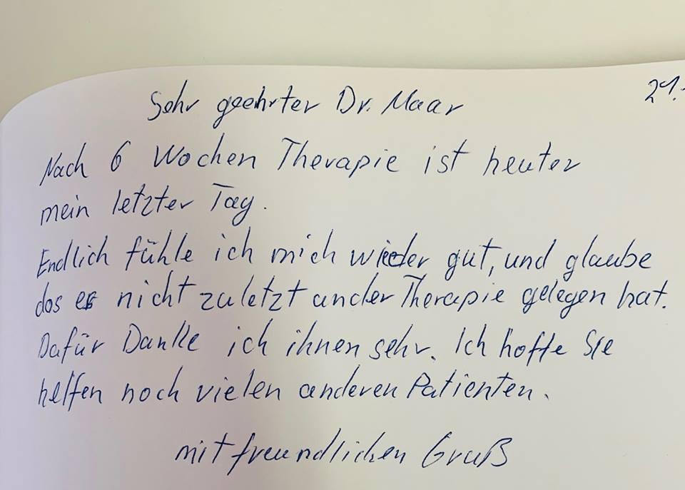 Alternative Krebstherapie Düsseldorf